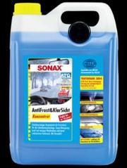 Зимний стеклоомыватель Sonax концентрат 5 л.